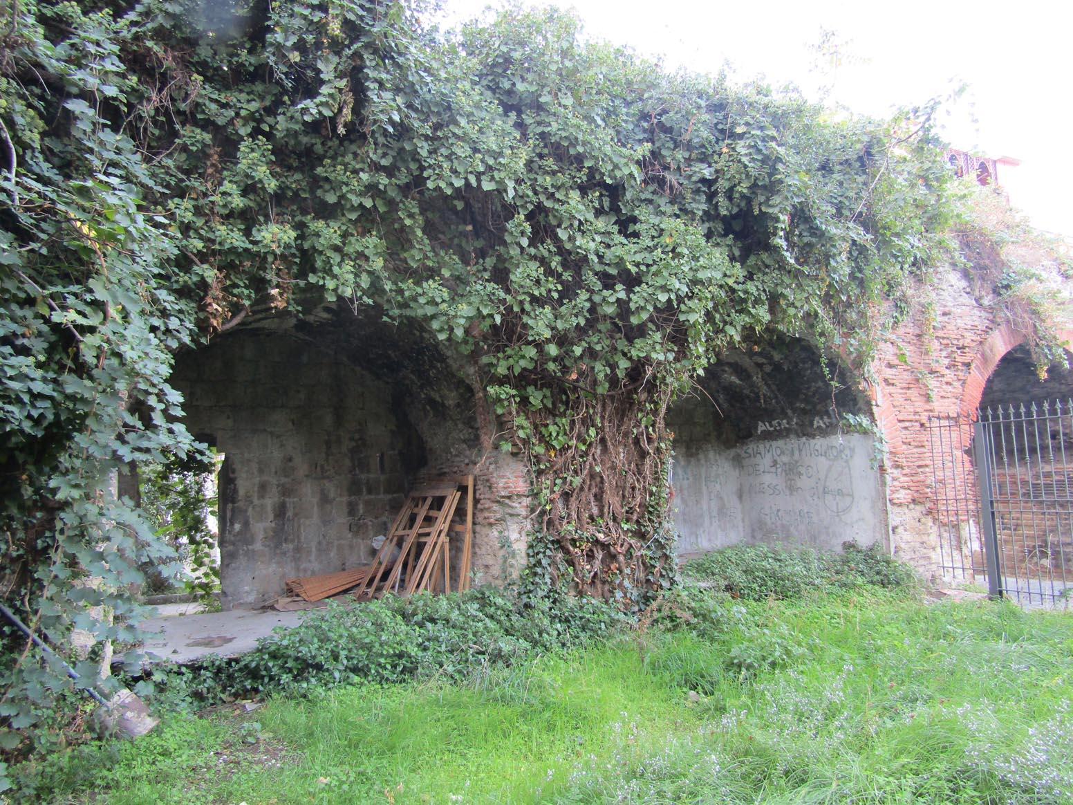 Acquedotto dei Ponti Rossi, prima diramazione (acquedotto, infrastruttura idrica) - Napoli (NA)  (I a.C.-I d.C)