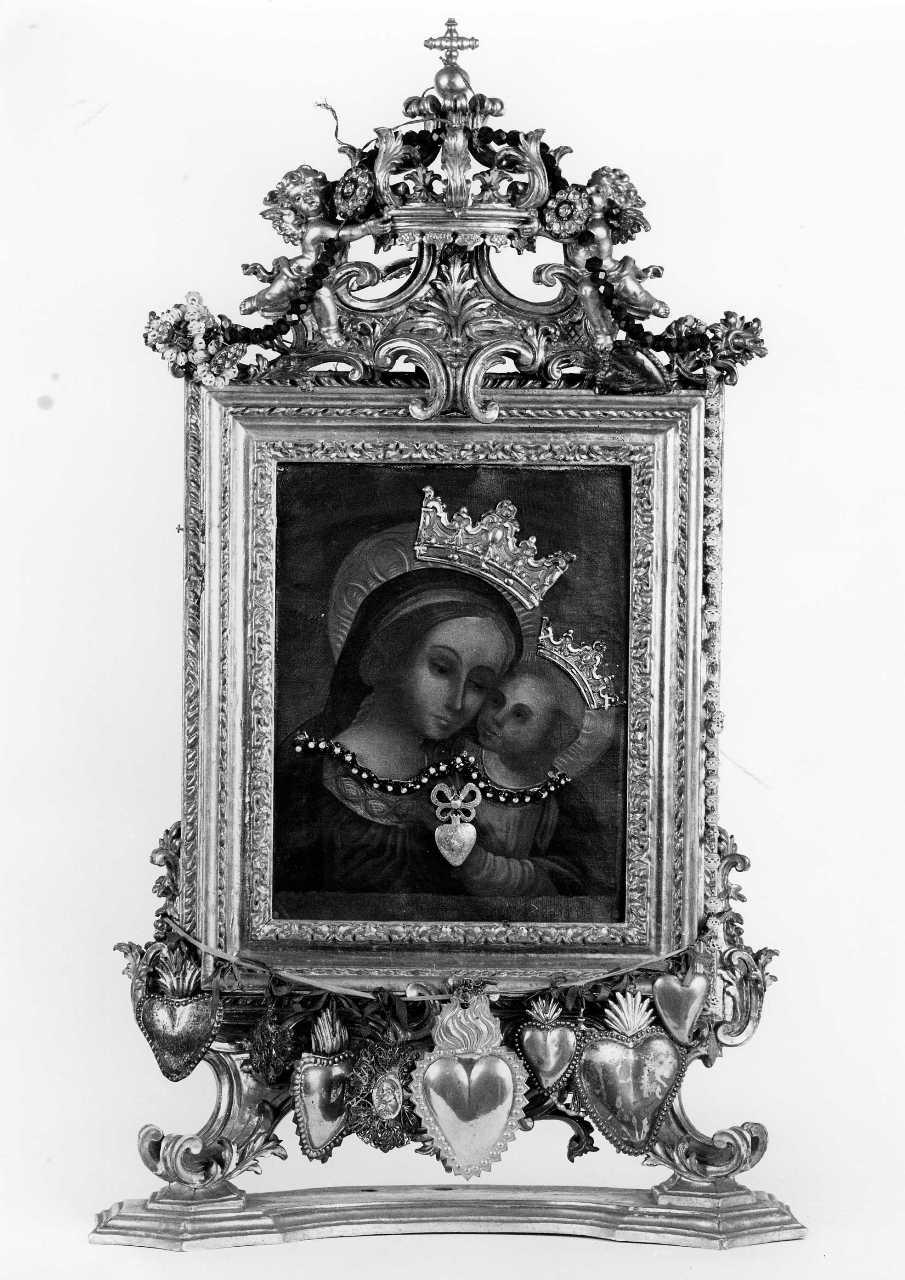 Madonna del Buon Consiglio (dipinto) - ambito toscano (sec. XIX)