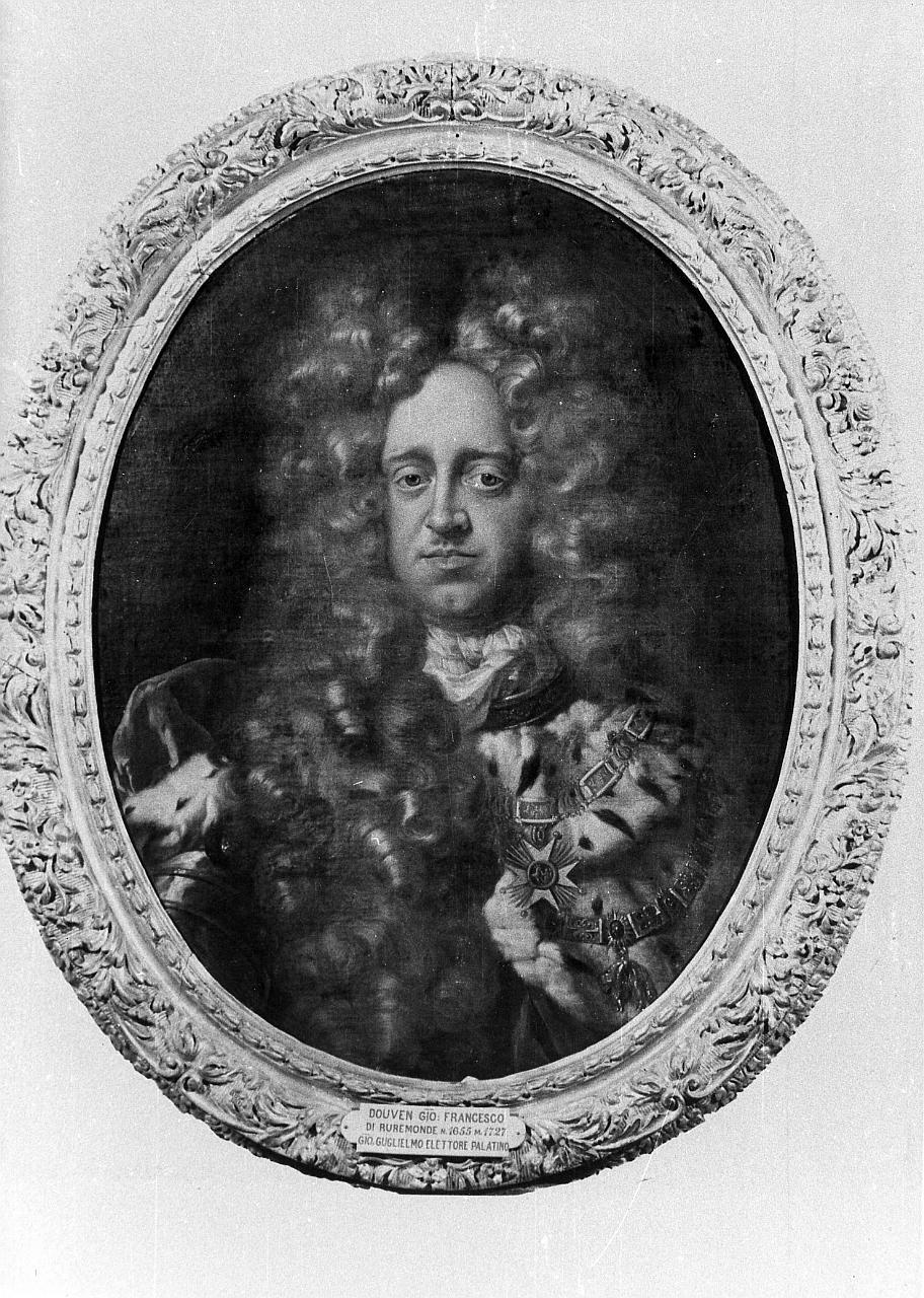 ritratto di Johann Wilhelm von Pfalz-Neuburg (dipinto) di Douven Jan Frans van (sec. XVIII)