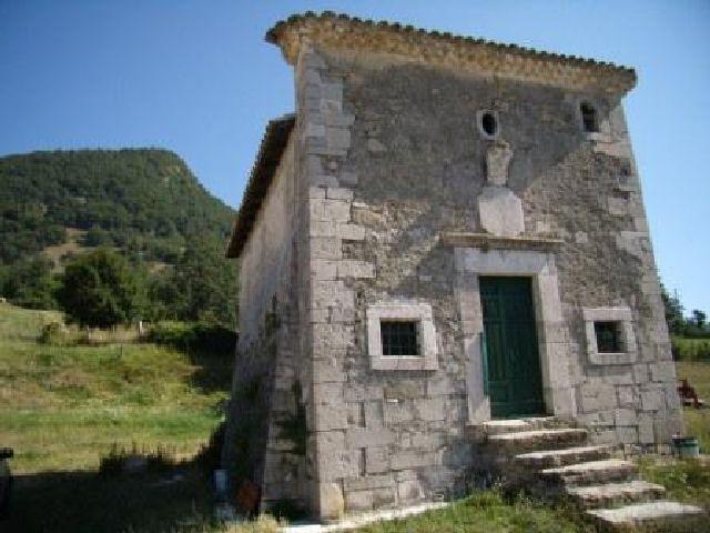 Cappella San Giovanni Battista (cappella, rurale, gentilizia) - San Pietro Avellana (IS)