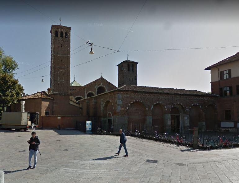 Basilica di S. Ambrogio (chiesa, basilica collegiata abbaziale) - Milano (MI)