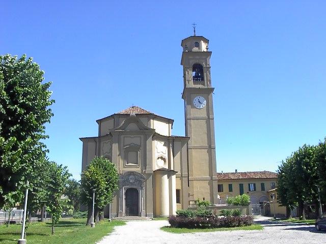 Chiesa di S. Maiolo abate (chiesa) - Truccazzano (MI)