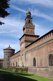Castello Sforzesco (castello) - Milano (MI)