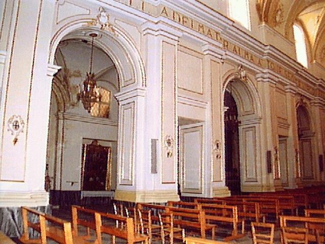 Chiesa di S. Maria dell'Indirizzo (chiesa, madre) - Aci Bonaccorsi (CT)