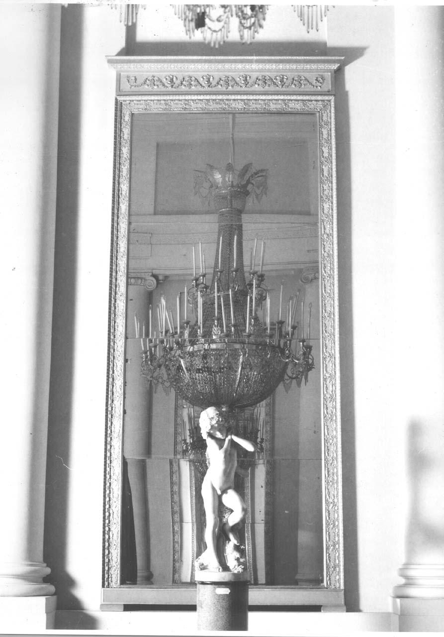 specchiera, serie - bottega fiorentina (sec. XIX)