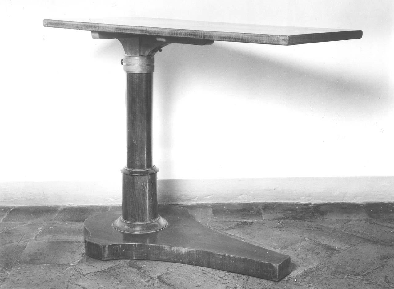 tavolino - bottega italiana (sec. XIX)