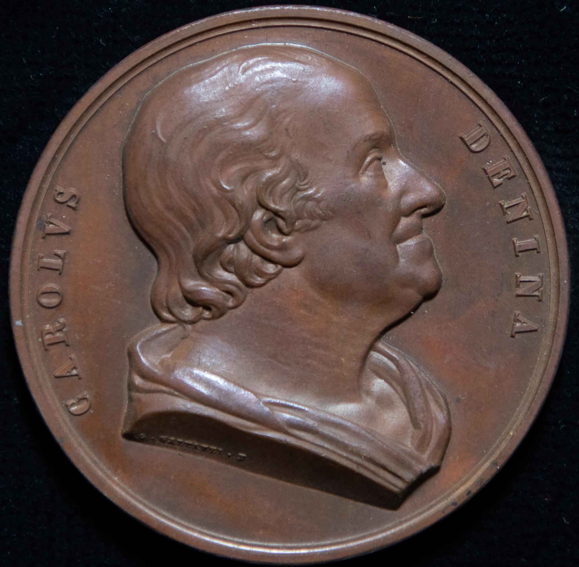 medaglia di Galeazzi Gaspare (prima metà SECOLI/ XIX)