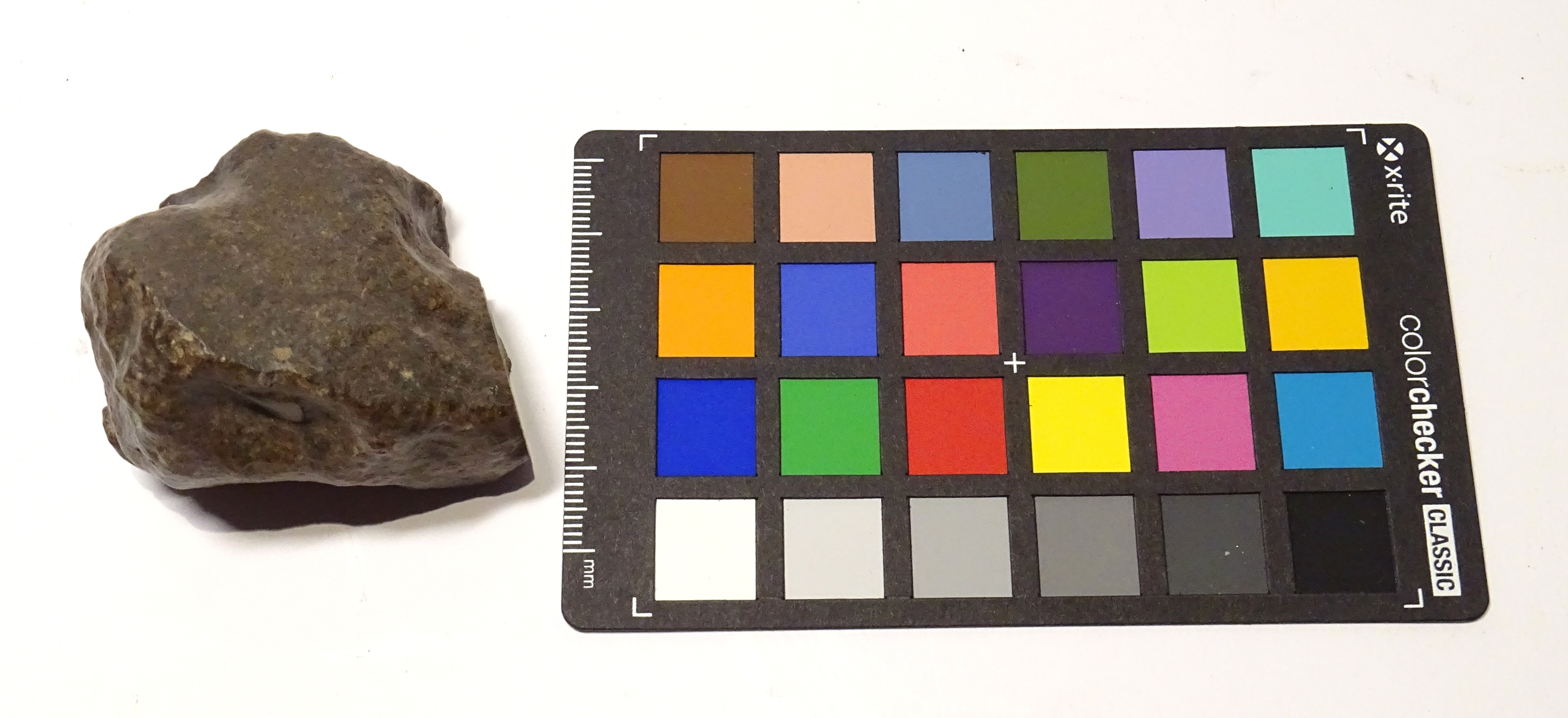 Meteorite/ Condrite ordinaria/ Tanezrouft 072 (esemplare)
