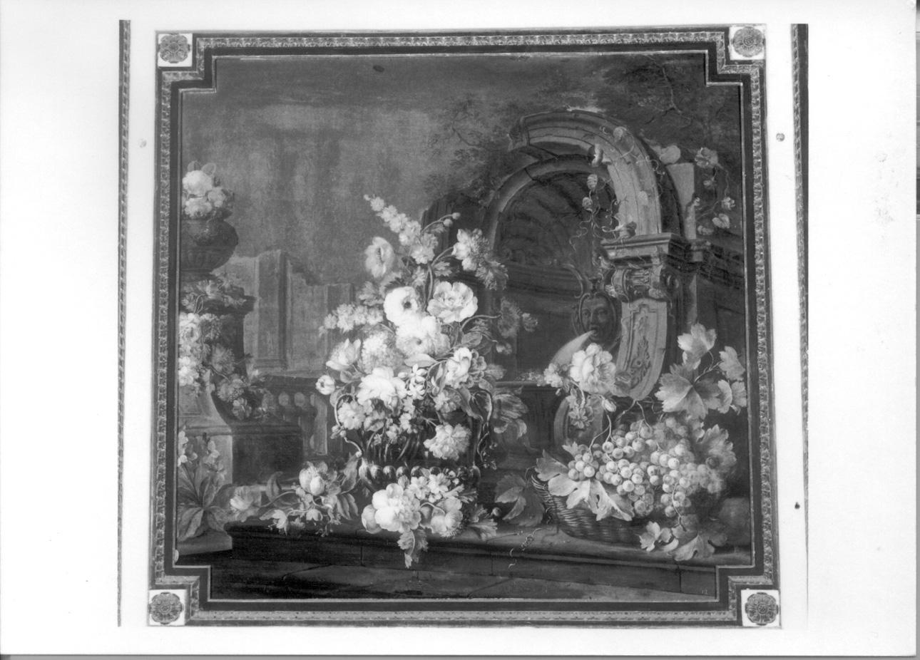 Opera darte natura morta di rapous michele antonio giuseppe 1733