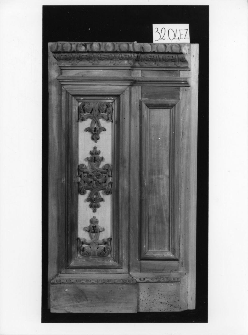 zoccolo, opera isolata - ambito piemontese (secondo quarto, metà sec. XVIII, sec. XX)