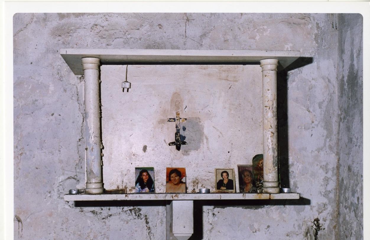 Anime del Purgatorio (nicchia) - bottega napoletana (sec. XX)