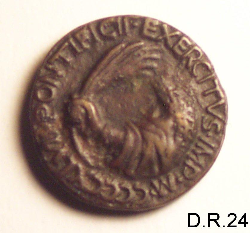 medaglia di De Pasti Matteo (sec. XV)