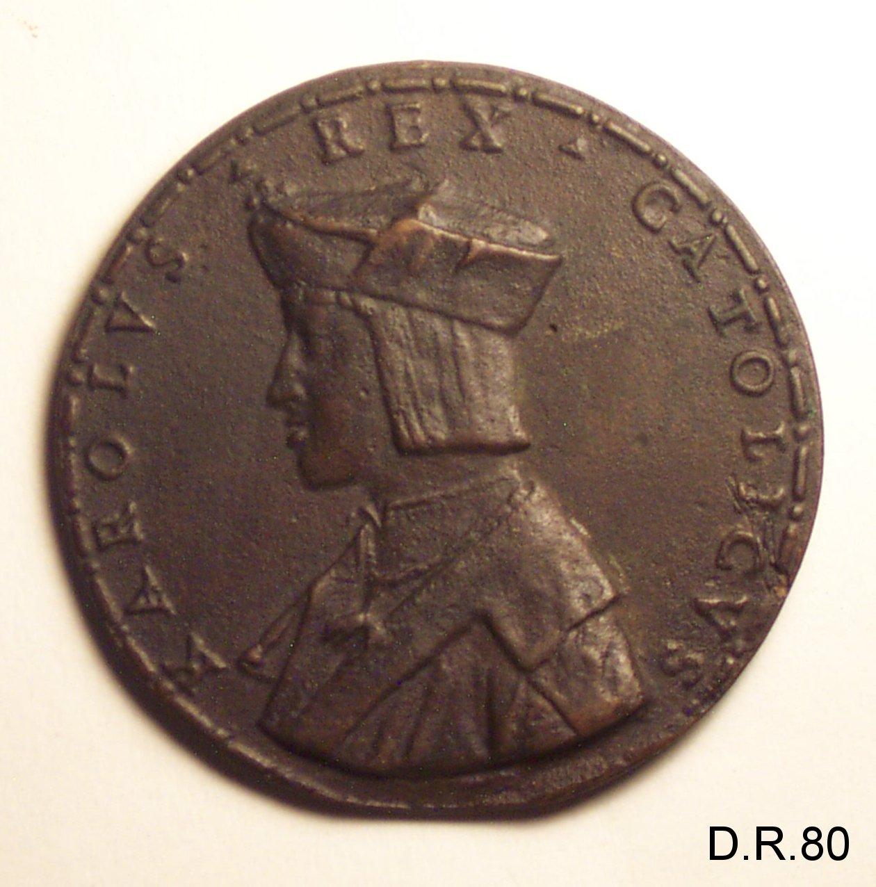 medaglia di Pomedello Giovanni Maria (primo quarto sec. XVI)