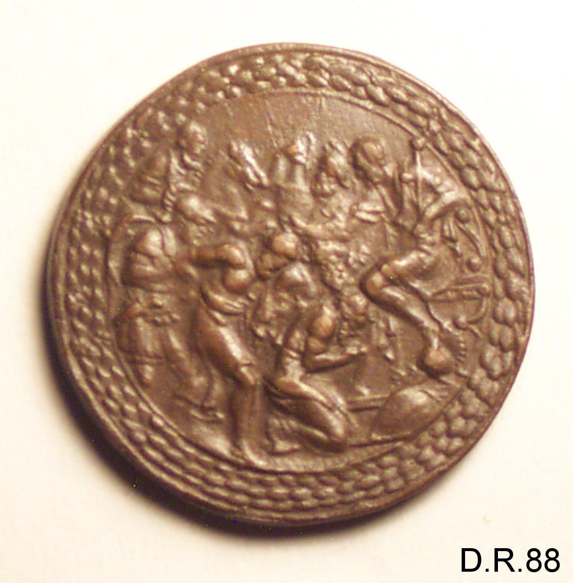 medaglia di Bernardi Giovanni Desiderio (sec. XVI)