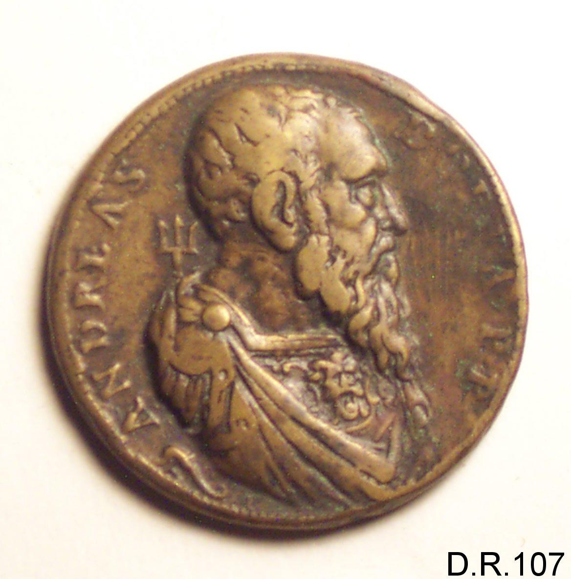 medaglia di Leoni Leone (sec. XVI)