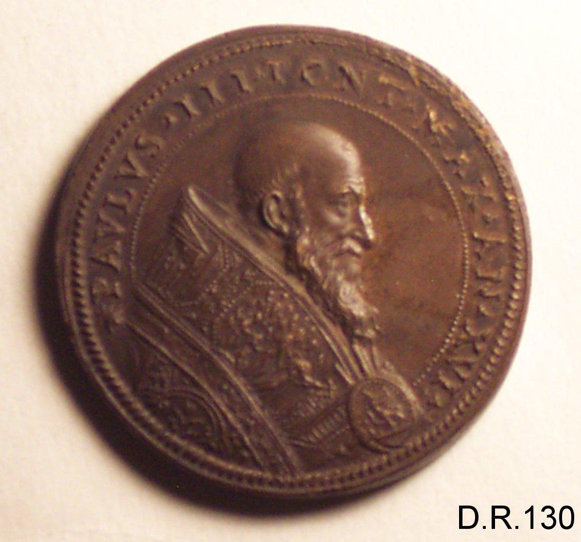 medaglia di Bonzagni Giovan Federigo, Cesati Alessandro detto Grechetto (sec. XVI)