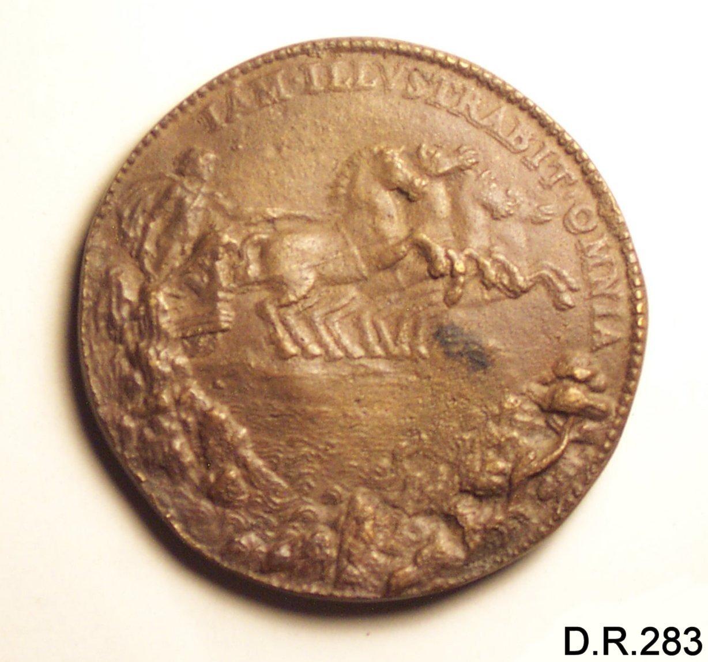 medaglia di Pastorini Pastorino, Nizzola Iacopo detto Trezzo Iacopo (sec. XVI)