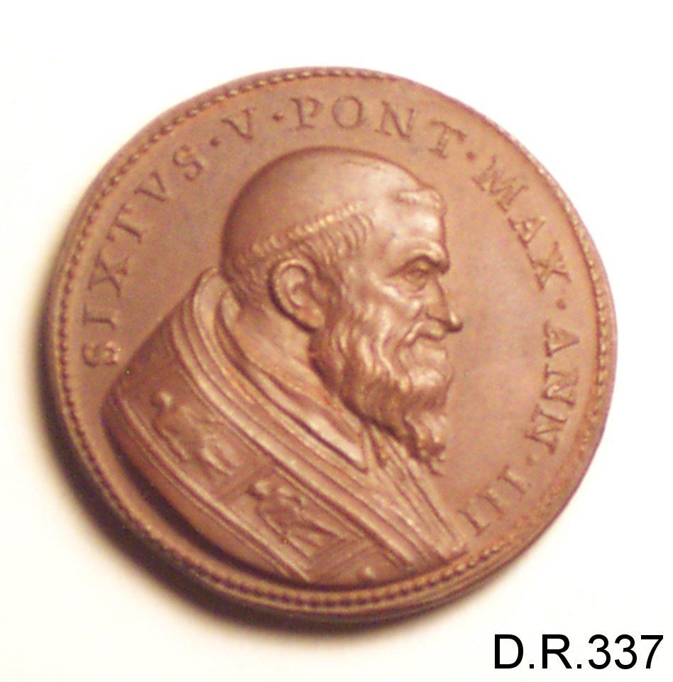 medaglia di Poggini Domenico (sec. XVI)