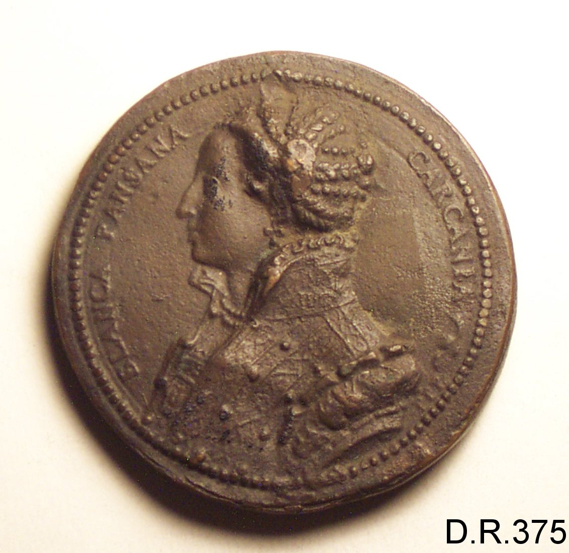medaglia di Abondio Antonio detto Ascona, Galeotti Pietro Paolo (terzo quarto sec. XVI)