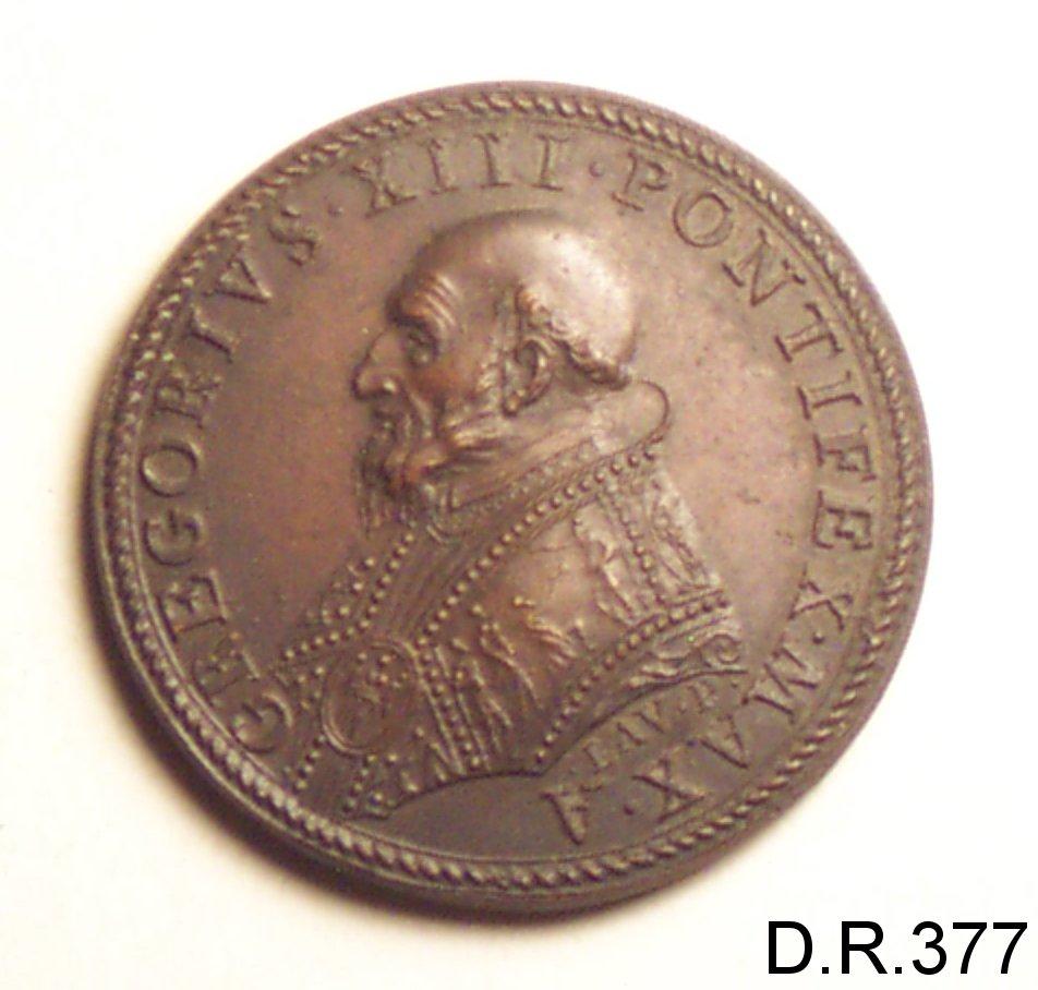 medaglia di Fragni Lorenzo (terzo quarto sec. XVI)