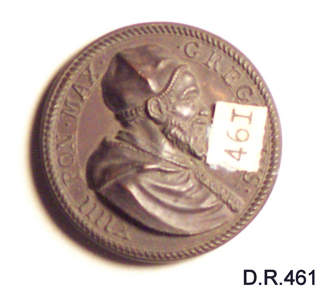 medaglia di Bonis Niccolò (sec. XVI)