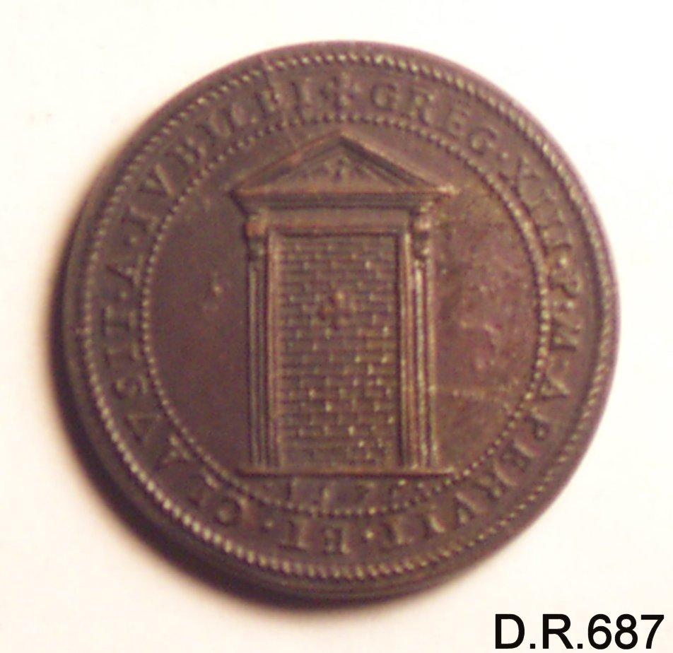 medaglia - ambito italiano (sec. XVI)