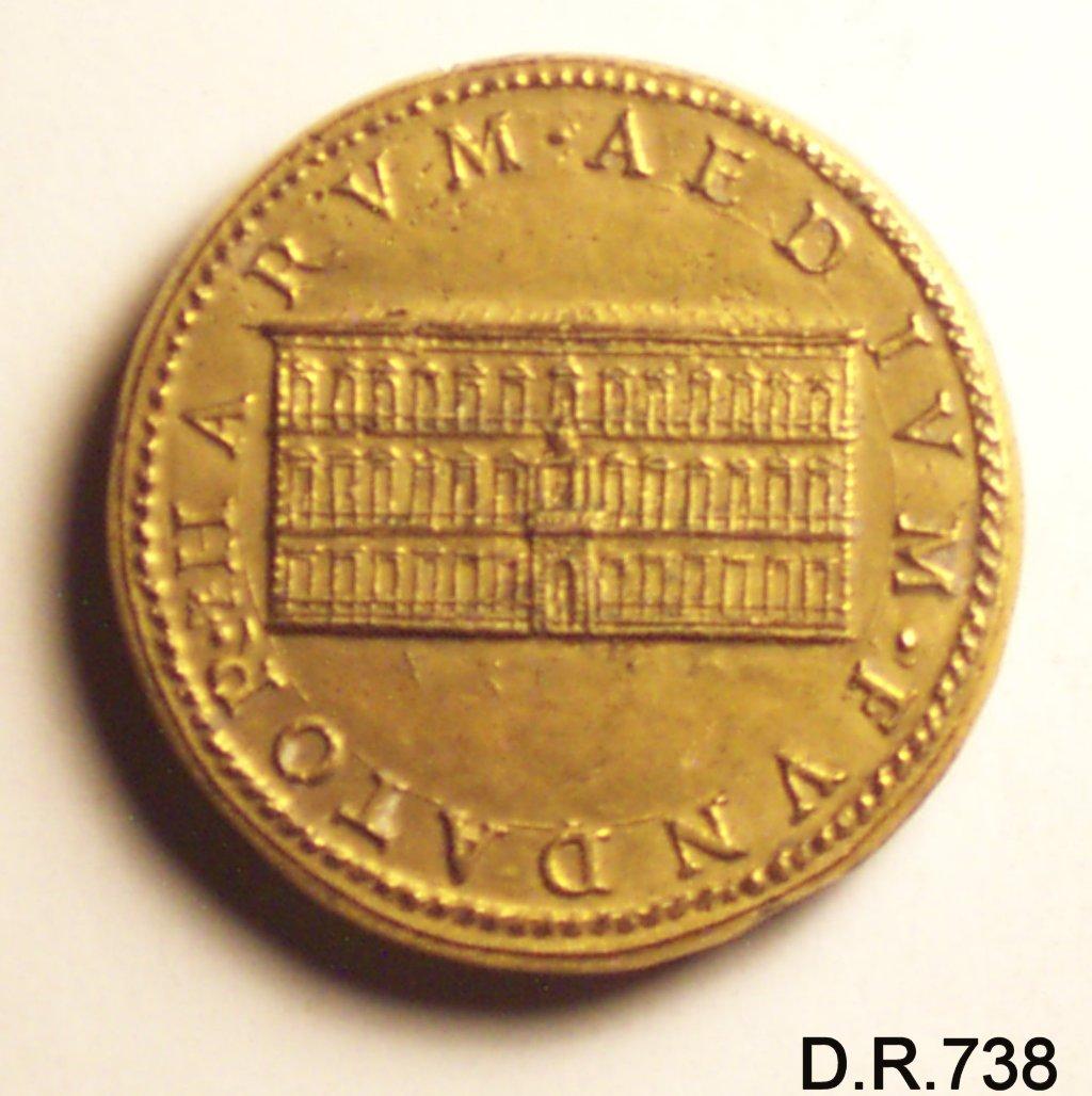 medaglia - ambito Italia centrale (sec. XVI)