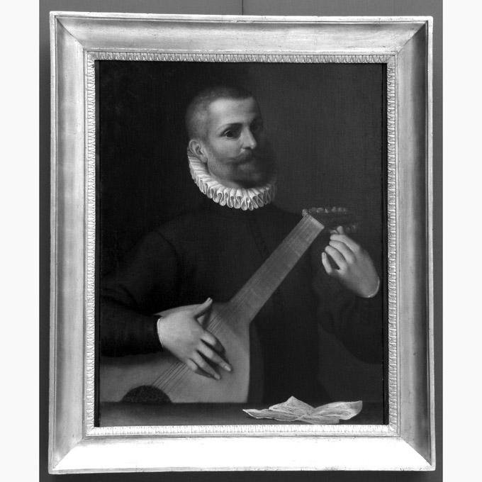 cornice - bottega italiana (sec. XIX)