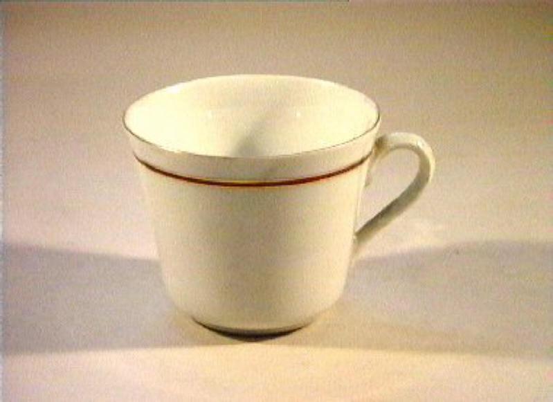 tazza - manifattura Richard-Ginori (sec. XIX)