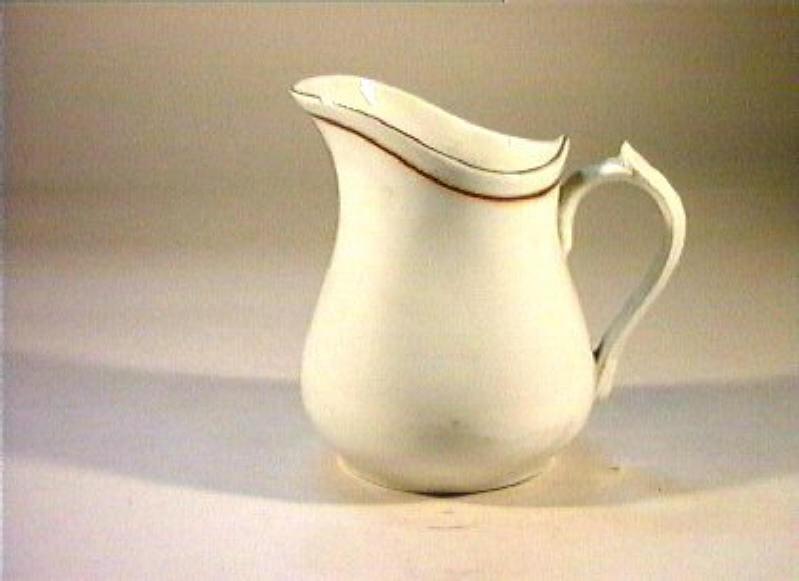 lattiera - manifattura Richard-Ginori (sec. XIX)