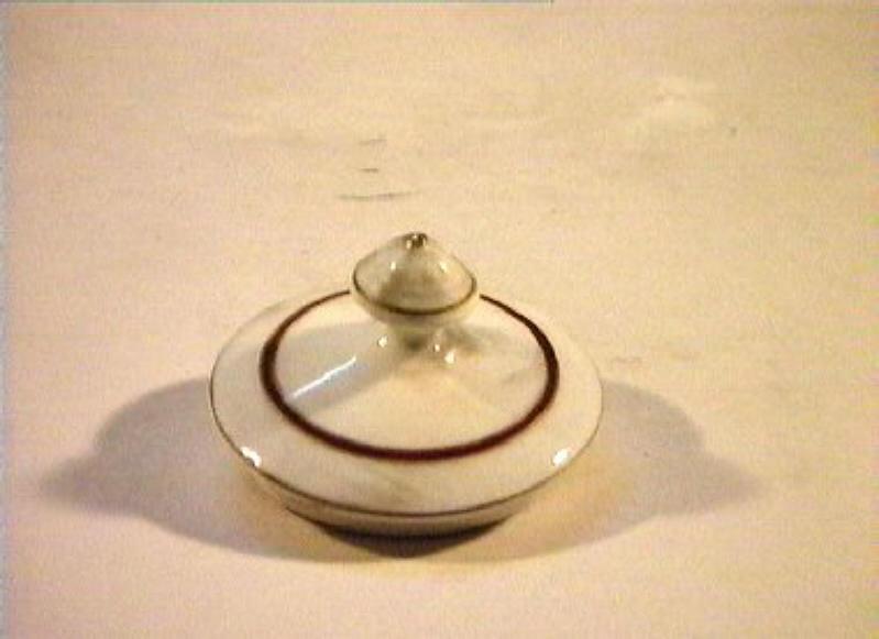 coperchio - manifattura Richard-Ginori (sec. XIX)