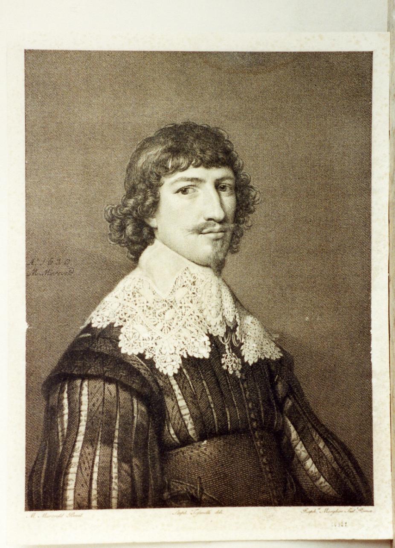 ritratto d'uomo (stampa) di Morghen Raffaello, Tofanelli Stefano (secc. XVIII/ XIX)
