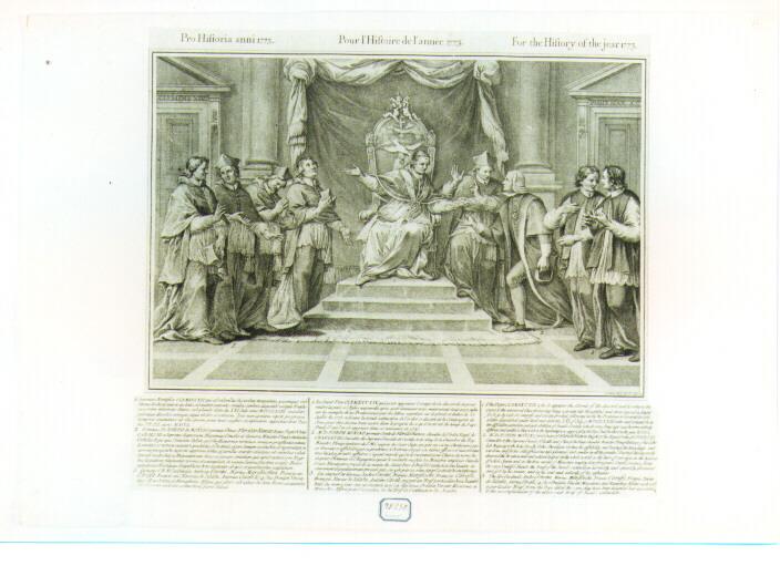 figura maschile (stampa) - ambito italiano (sec. XVIII)