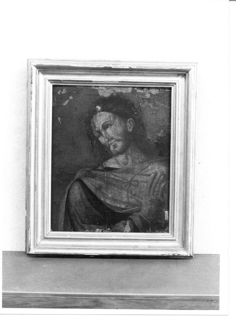San Rocco (dipinto, elemento d'insieme) di Cardisco Marco detto Marco Calabrese (attribuito) (sec. XVI, prima metà)