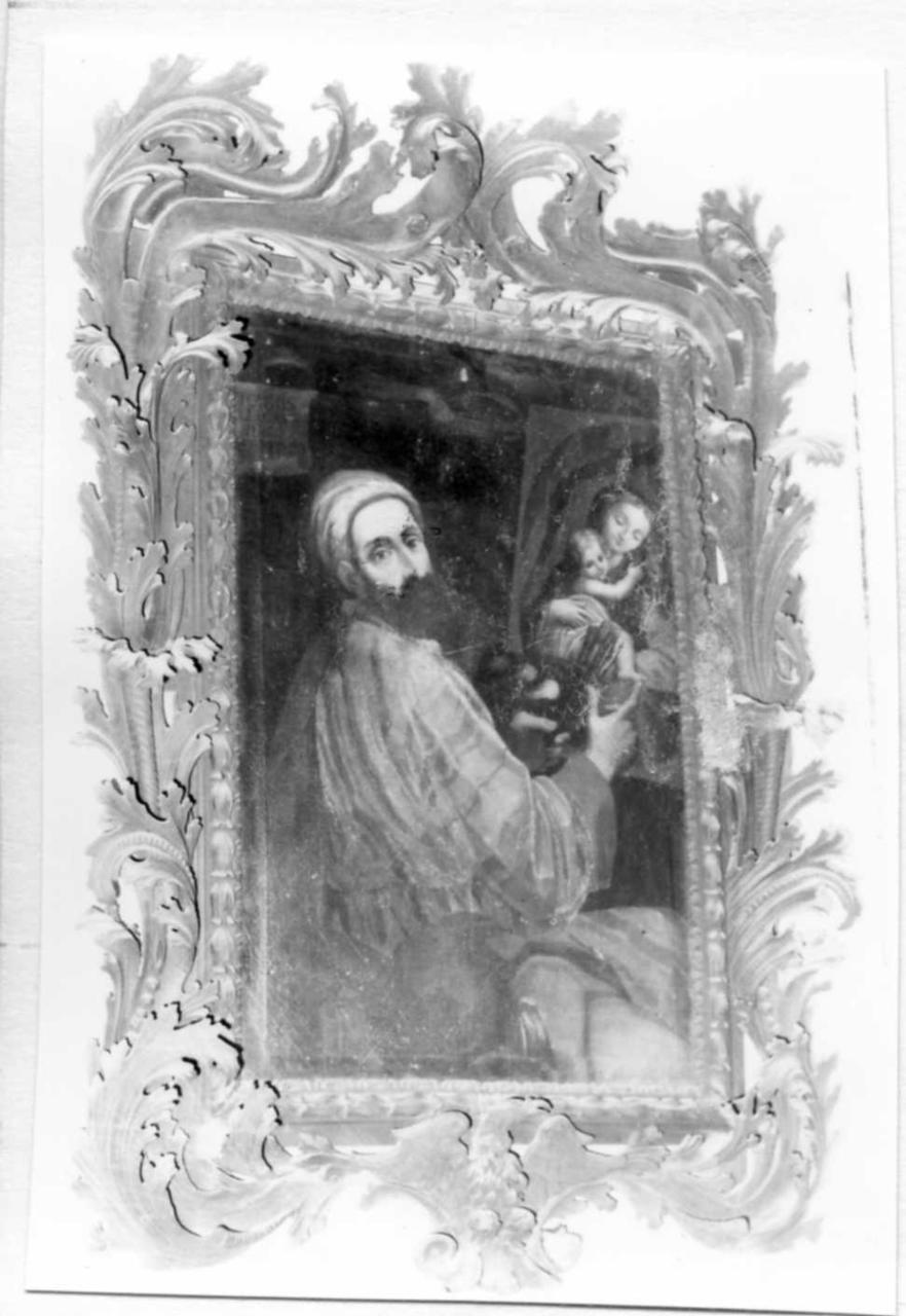 cornice di dipinto di Casalgrandi Giuseppe (prima metà sec. XVIII)