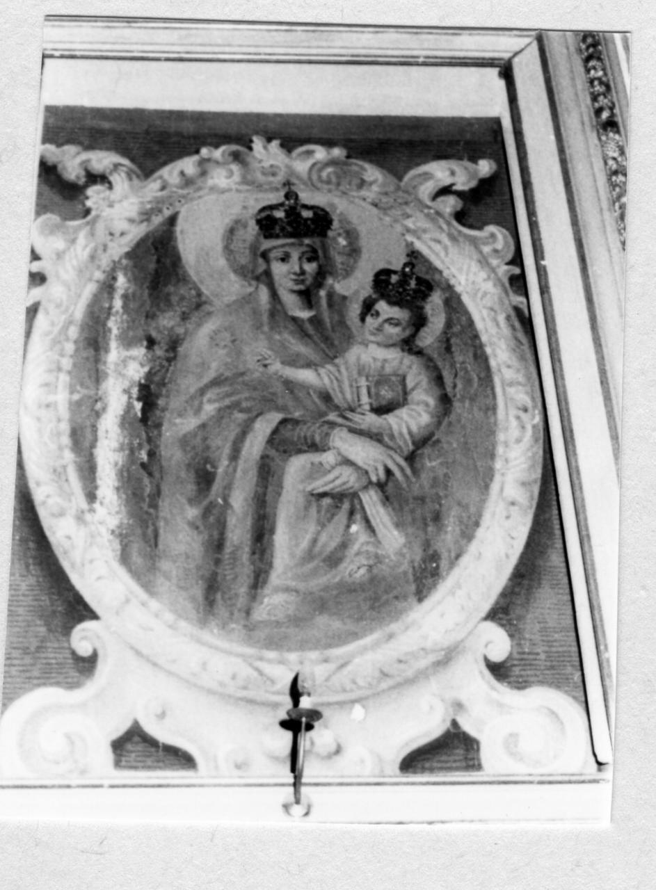 Madonna con Bambino (dipinto) - ambito reggiano (inizio sec. XVII)