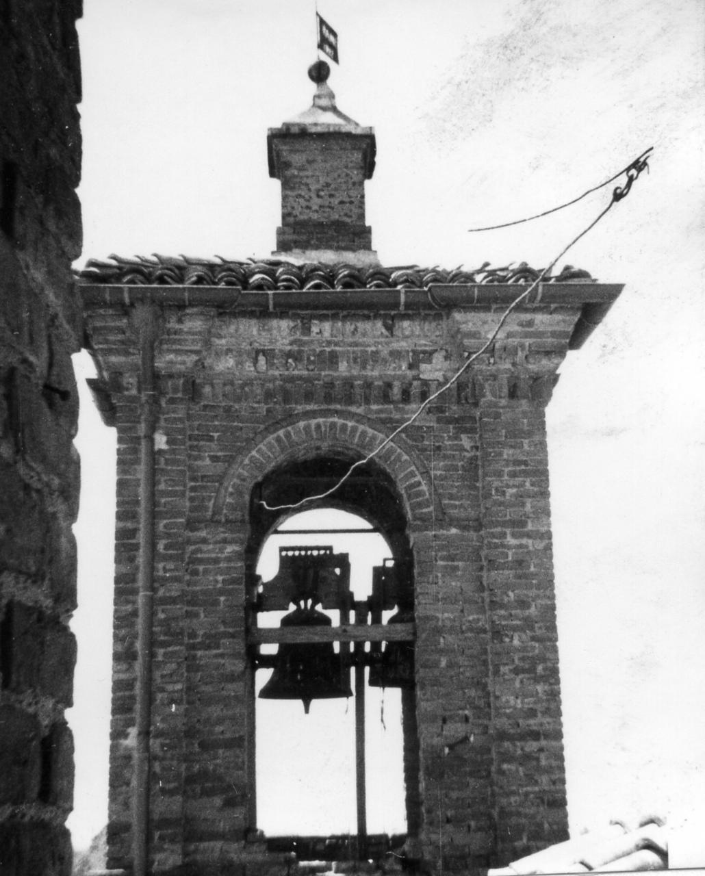 campana di Fornasini Domenico (sec. XVIII)