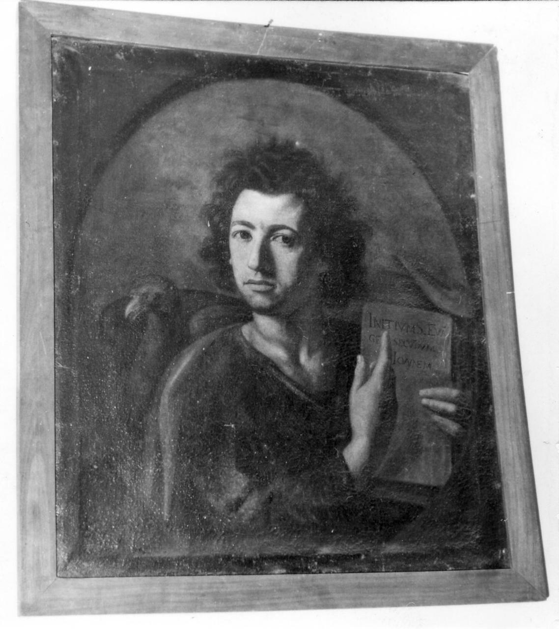 San Giovanni Evangelista (dipinto) - ambito emiliano (metà sec. XVII)