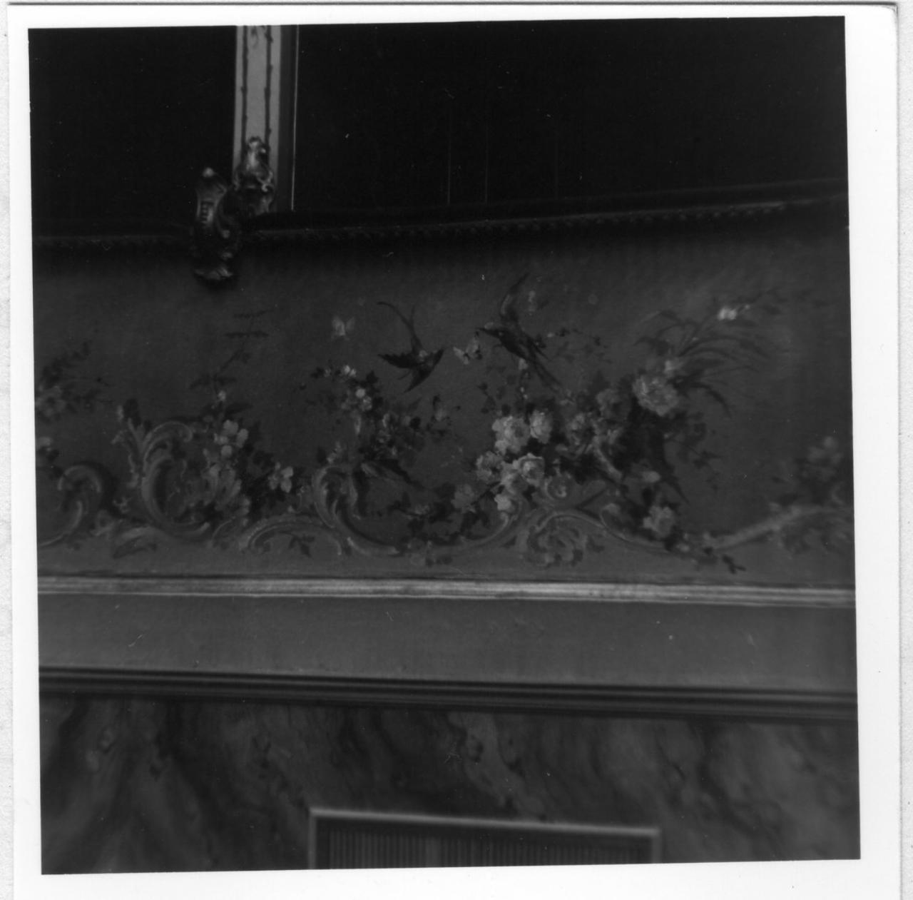 Trionfo della Musica (decorazione pittorica) di Ferrari Giulio (sec. XIX)