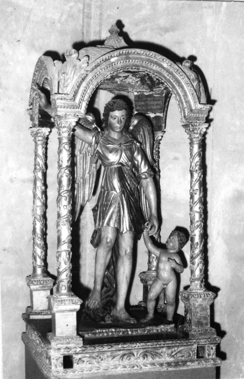 baldacchino processionale - bottega carpigiana (sec. XVII)