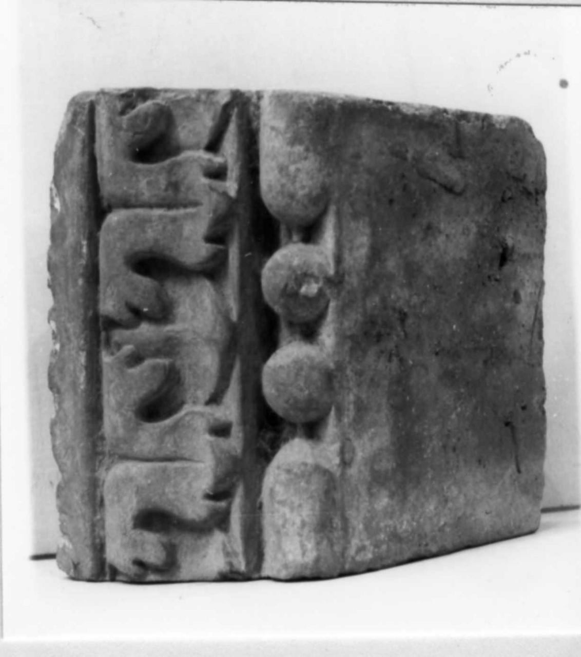 formella, serie - bottega carpigiana (inizio sec. XVI)