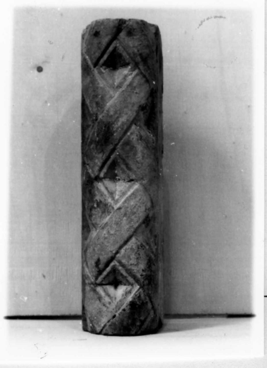 formella, serie - bottega carpigiana (seconda metà sec. XIX)