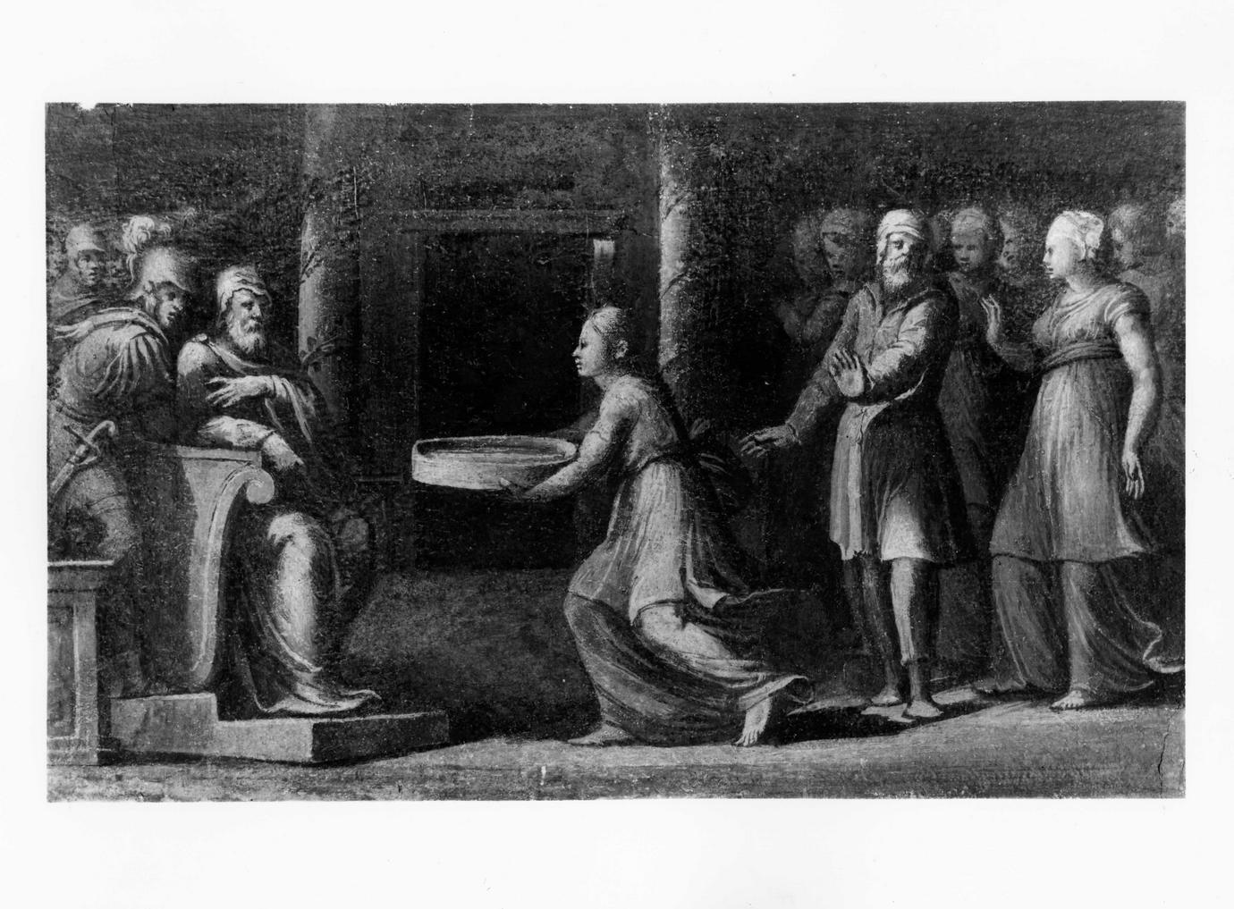 Opera d arte tuccia porta l acqua al tempio con un setaccio di