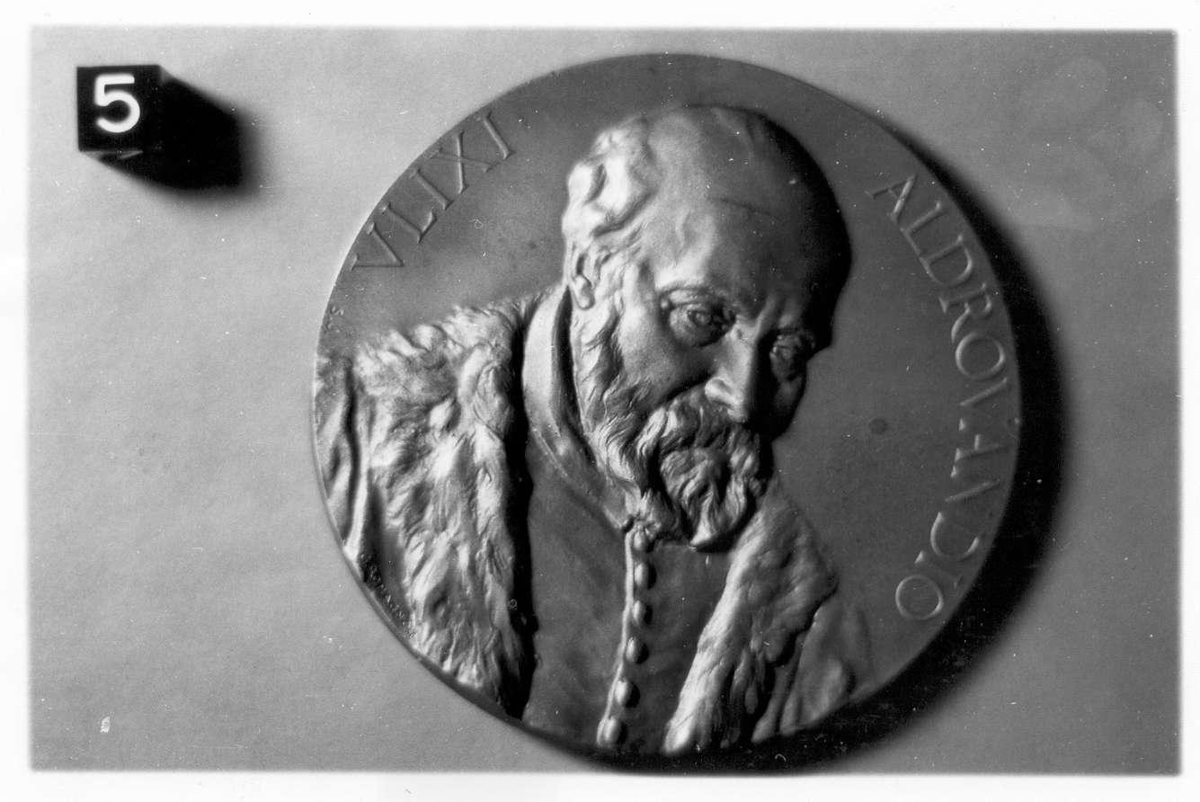 medaglia di Johnson S, Romagnoli G (inizio sec. XX d.C)