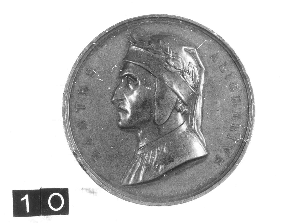 medaglia di Fabris Antonio (prima metà sec. XIX d.C)