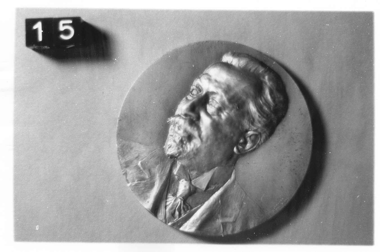 medaglia di Johnson S, Boninsegna Egidio, Cappuccio Angelo (inizio sec. XX d.C)