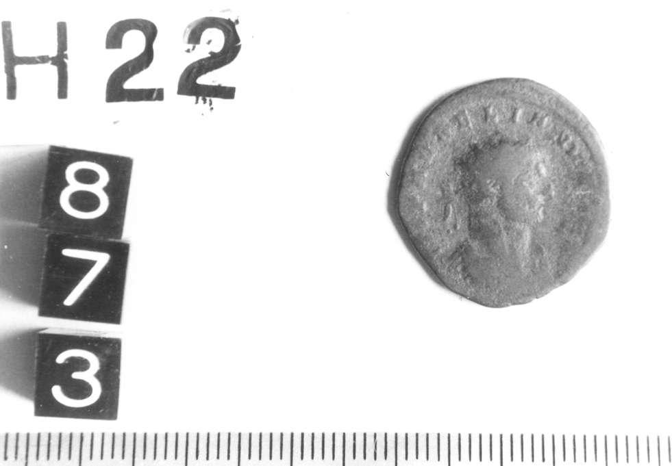 moneta - antoniniano (sec. III d.C)