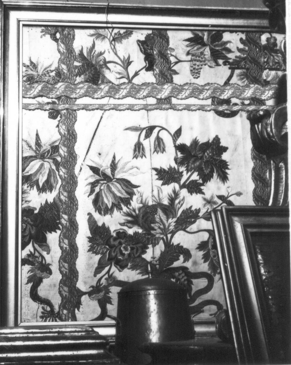 paliotto - manifattura italiana (seconda metà sec. XVIII)