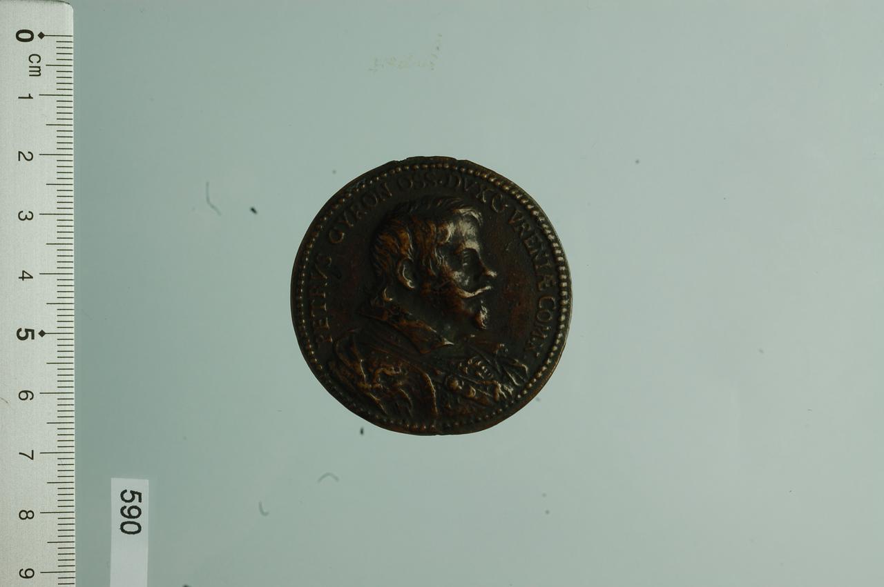 medaglia di Monogrammista GRA.IV.D (sec. XVII)