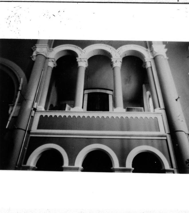 organo di Bonazzi Eugenio (sec. XIX)